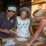 Women's' Woodworking At CBMM