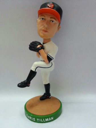 Chris Tillman Bobblehead