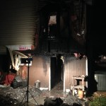 Fire Department Rescues 1 In 2-Alarm House Fire