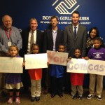 Comcast Presents $20K To Annapolis And Anne Arundel Boys & Girls Clubs