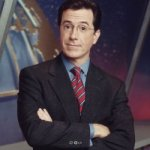 Stephen Colbert Named To NSHOF Board