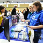 AACC hosts College Fair for middle and high school students