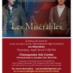 Les Miserables to benefit teen suicide awareness