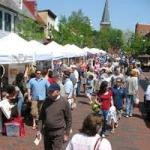 First Sunday Arts Festival gets underway this weekend (May 4, 2014)