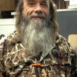 Duck Dynasty's Mountain Man coming to Bowie (May 29, 2014)
