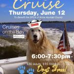 Dog days of summer cruise to benefit the SPCA