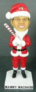 Manny Claus front
