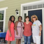Edgewater woman gets new home courtesy of Habitat for Humanity