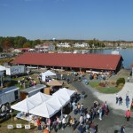 Save the date: Oyster Fest at CBMM in October