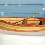Build a model lapstrake skiff at CBMM