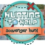 Hunting to Help scavenger hunt – October 25