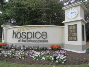 Hospice Sign