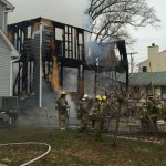 Deale fire destroys home that was being rebuilt after fatal fire in March