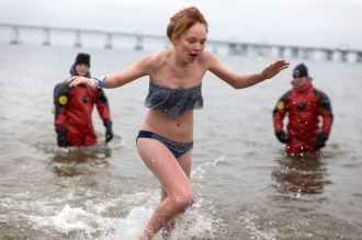 MSP Polar Bear Plunge 2015 -11