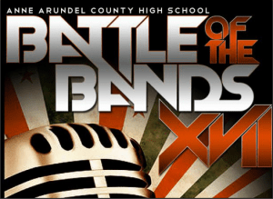 Anne Arundel County High School Battle of the Bands 2015