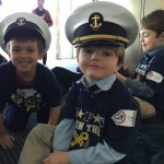 Children of fallen soldiers experience USNA