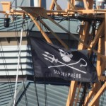 A chat with a Sea Shepherd at the Ebb Tide