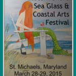 4th Annual Eastern Shore Sea Glass and Coastal Arts Festival to be held in St. Michaels