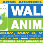 Walk & Run for the Animals scheduled for May 3rd