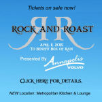 Box of Rain Foundation to host annual Rock and Roast Fundraiser at new location
