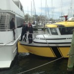 Watermark helps out AFD and AACoFD with marine training