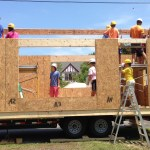 Sustainafest's tiny house project moves to Indian Creek School