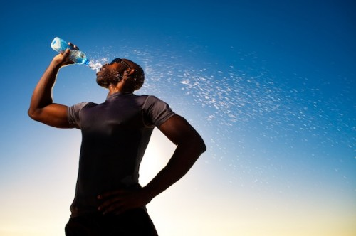 Drinking too much water can result in seizures, coma and even death.