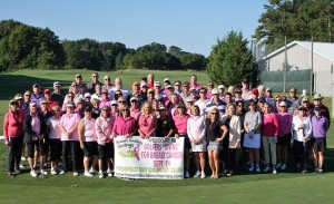 Participants of the 2015 Bosom Buddies Swings Golf Tournament helped raise over $16,000 for Bosom Buddies Charities.
