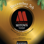 Merry Motown at Blackwall Hitch