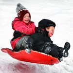 Sledding tips from the Anne Arundel County Fire Department