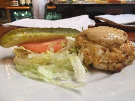 Middleton Crab Cake