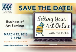 Mar_Selling-Your-Art_BusSem-ad