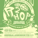 5th Annual R2Hop2 Festival happening on April 23rd