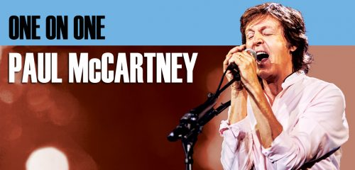 Paul McCartney One on One Washington DC