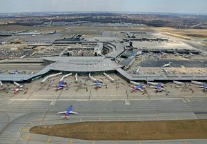 BWI Aerial Image