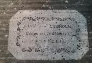 chisholm-and-shaw-table