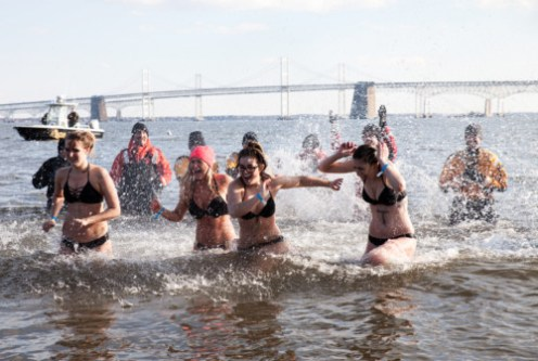 Polar Bear Plunge 2017 KC-48