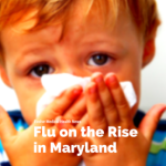 Flu on the Rise in Maryland