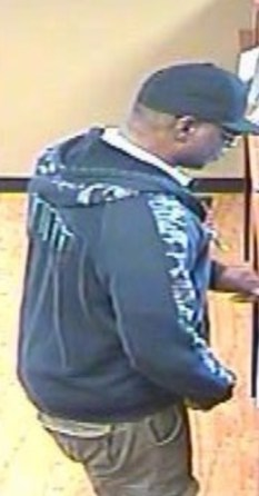 Howard Bank suspect