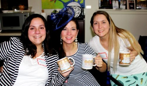 Remembering Mothers Tea