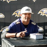 The Ravens return to Annapolis (Photos)