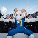 Navy rushes into the history books, routs Virginia 49-7 in Military Bowl