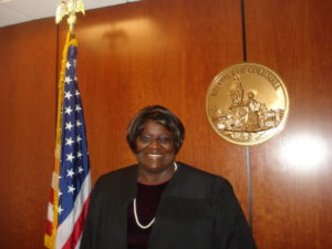Judge Claudia Barber