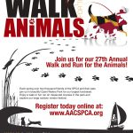 Walk for the Animals!