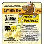 "Scramble 2 Preakness! Ride the ""Jailbreak"" Brewery Bus!"