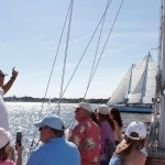 Wednesday Night Sailboat Racing Cruise aboard the 74-foot Schooners Woodwind & Woodwind II: