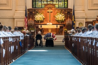 McCain Funeral USNA September 2 2018 -01