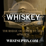 Whiskey & Spirits Festival