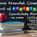 Take Action sponsoring 3 school board candidate forums