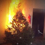 Christmas Tree safety tips from Annapolis Fire Department